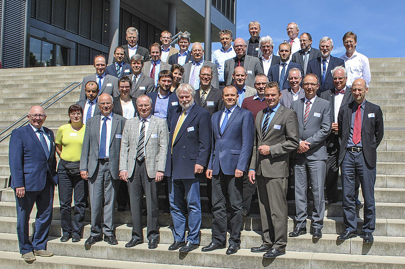 Prof. Dr.-Ing. Elmar Moritzer zum Vorsitzenden des Fakultätentages für Maschinenbau und Verfahrenstechnik gewählt