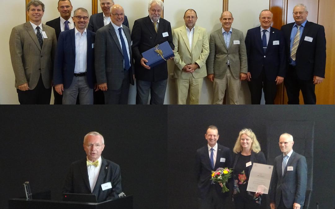 SSK-Mitglieder und Delegierte des FTMV auf der 4. gemeinsame 4ING-Plenarversammlung in Weimar