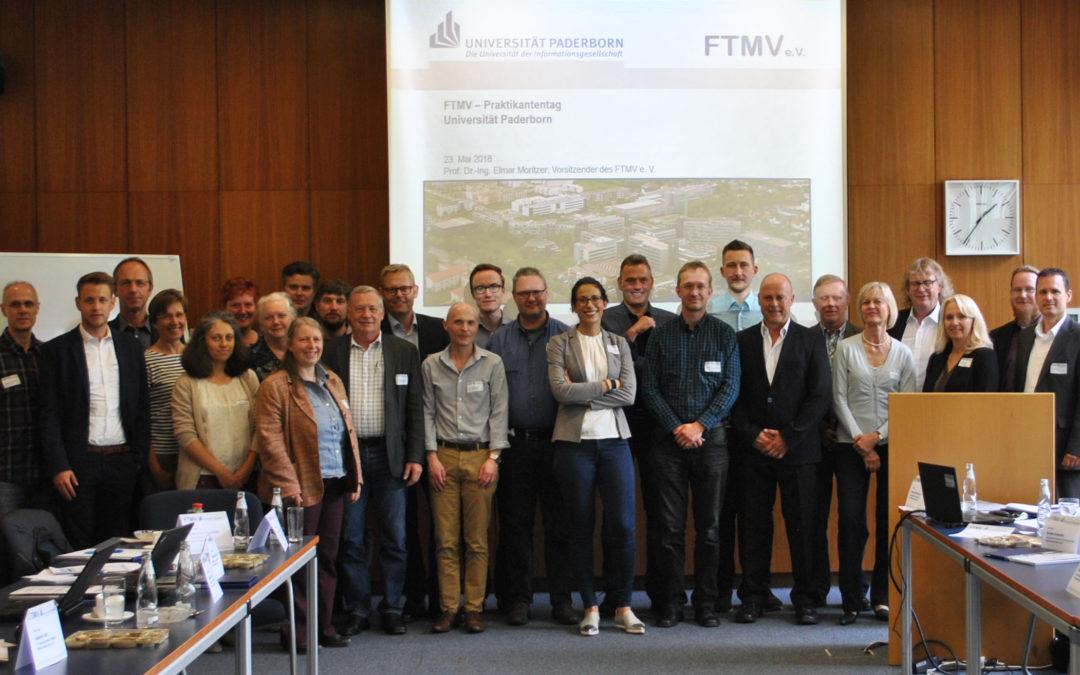 FTMV-Praktikantentag