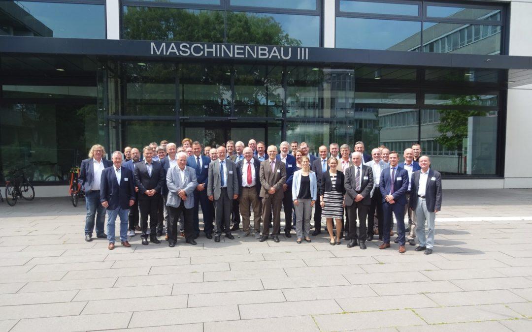 Pressemitteilung 67. Plenarversammlung des FTMV in Dortmund