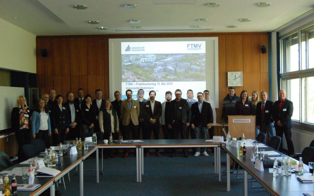 Praktikantentag 2019 in Paderborn